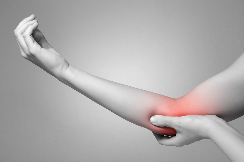 Pain in Elbow When Straightening Arm Therapy