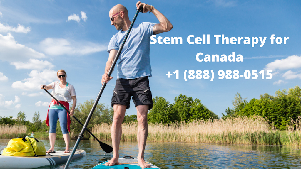 Canada stem cell therapy