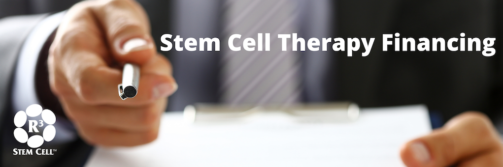 Stem Cell Therapy Financing